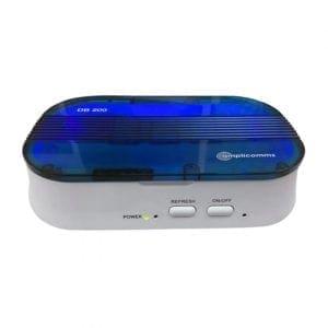 Amplicomms DB 200 Plus Hearing Aid Dry Box