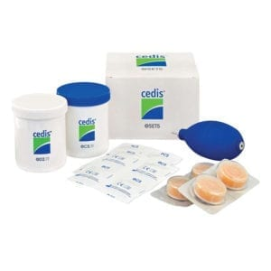 Cedis Cleansing Drying set for BTE earmoulds