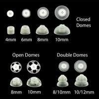 Click domes