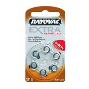 Rayovac size 312