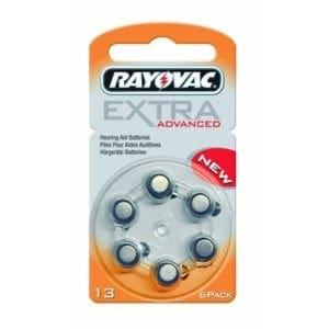 Rayovac size 13