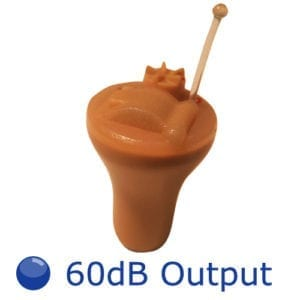 MM8 - 60db Output